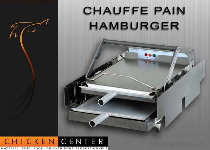 Chauffe pains hamburger