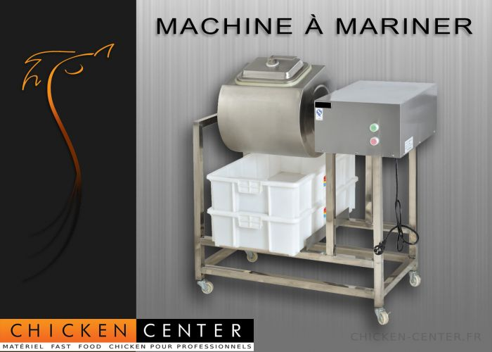 Machine a Mariner Chicken Fast Food Grand Model