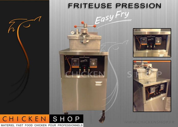 Friteuse Pression EasyFry Electrique *PROMO*