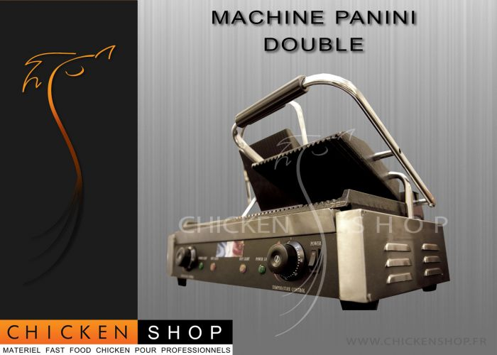 Machine Panini Double