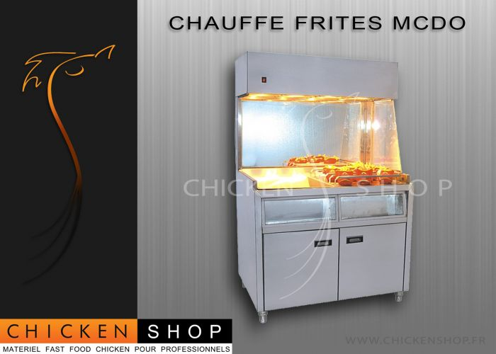 Chauffe Frites Chicken Fast Food