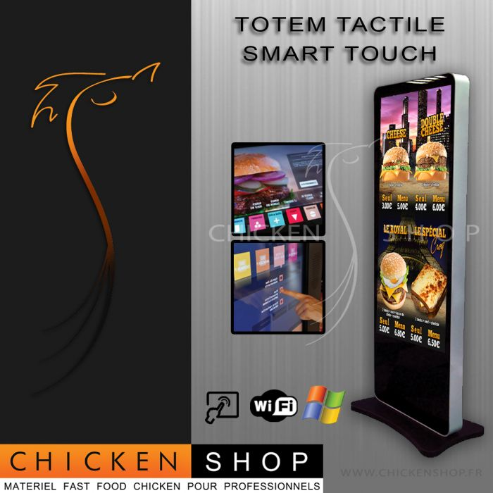 Totem Tactile Smart Touch